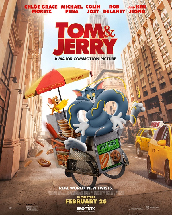 Free Download subtitle Tom and Jerry 2021 All Language