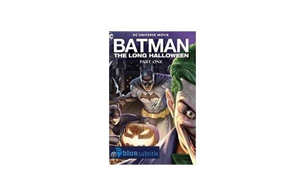 Free Download subtitle movie Batman: The Long Halloween, Part One 2021