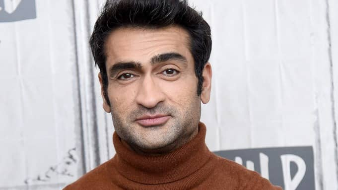 """Why Kumail Nanjiani """"so uncomfortable"""" talks about his body for the role of """"Eternal"""""""