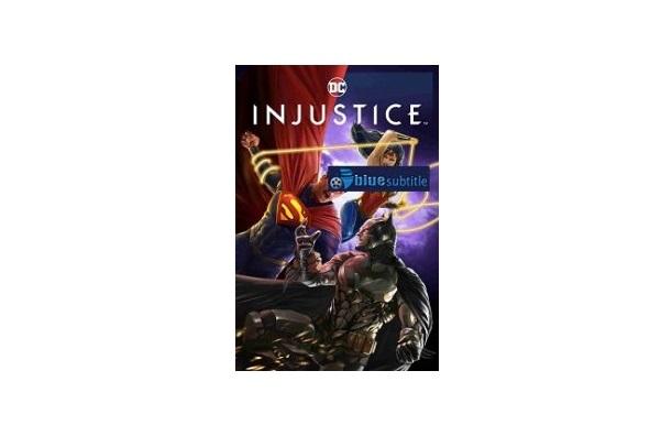 Free Download subtitle movie Injustice 2021