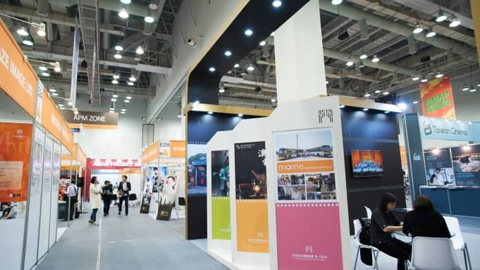 Busan market is growing as it includes more content